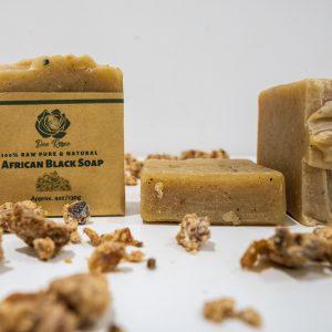 African black soap dee rose gentle