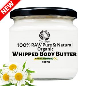 dee rose chamaolie whipped body butter