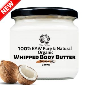 dee rose chamaolie whipped body butter coconut